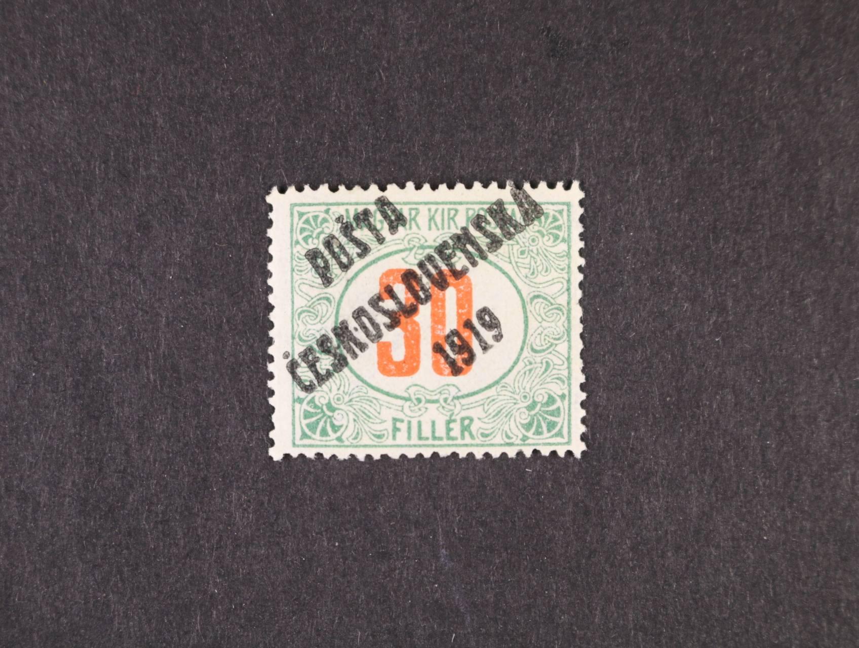 zn. č. 132, typ II, zk. Šablatúra