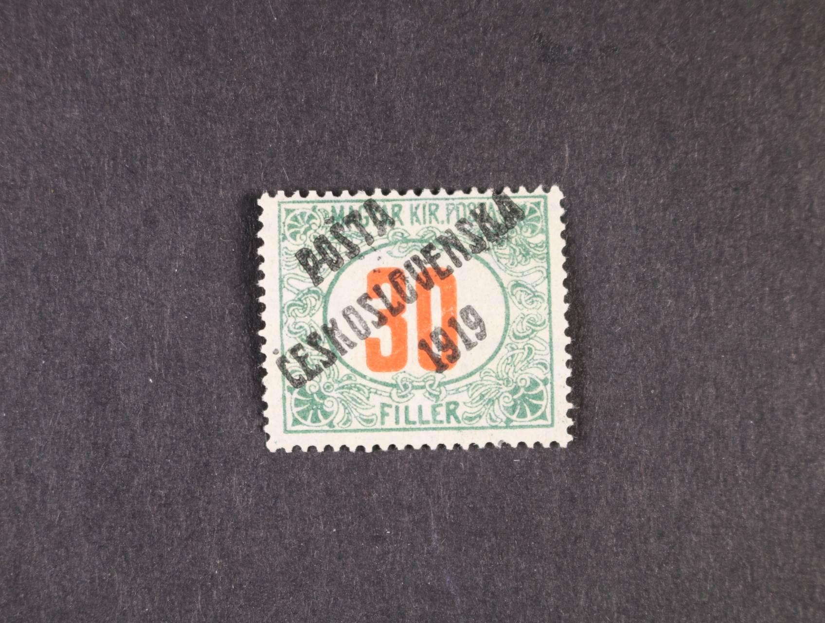 zn. č. 139, typ II, zk. Gilbert