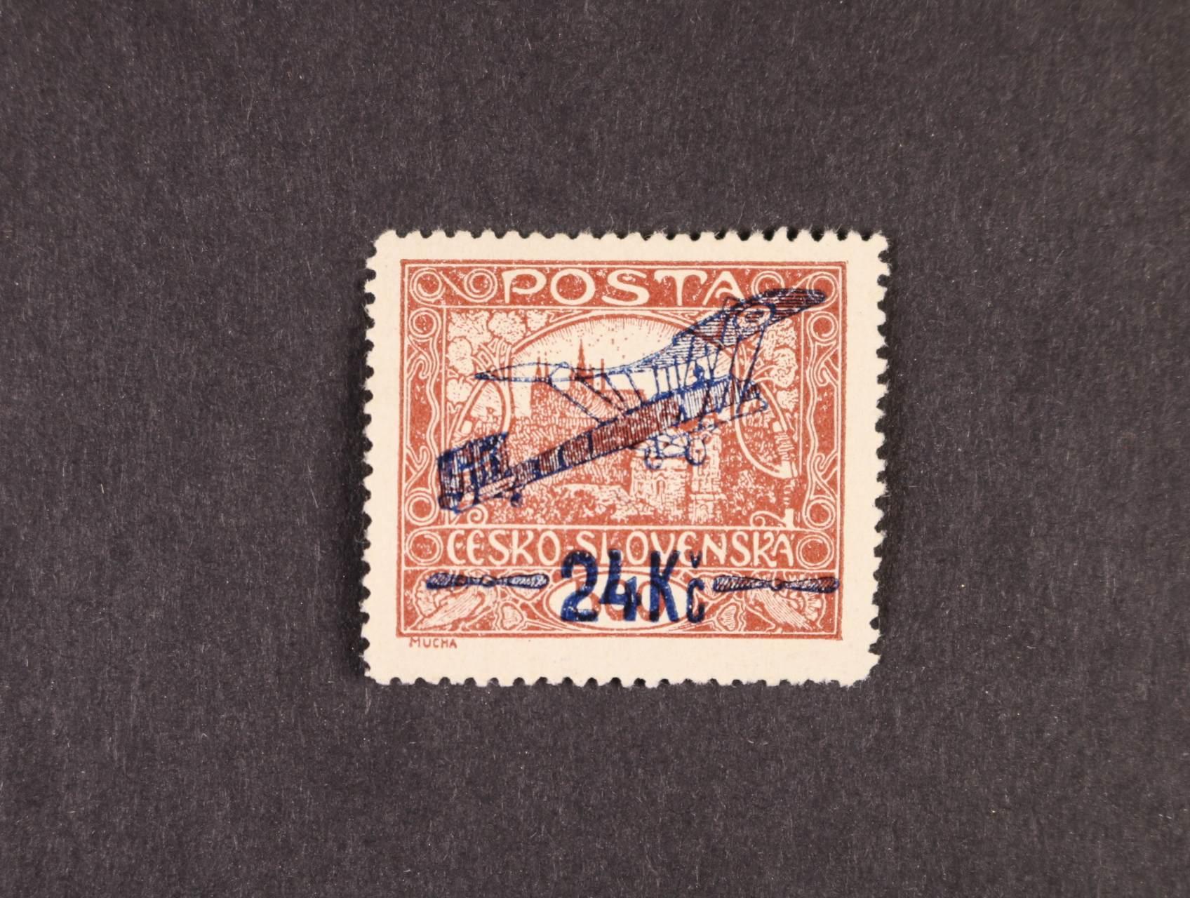 zn. L č. 2 A, typ I, TD 2, ZP 32, zk. Gilbert, Mrňík, Vrba, kat. Merkur 85000 Kč
