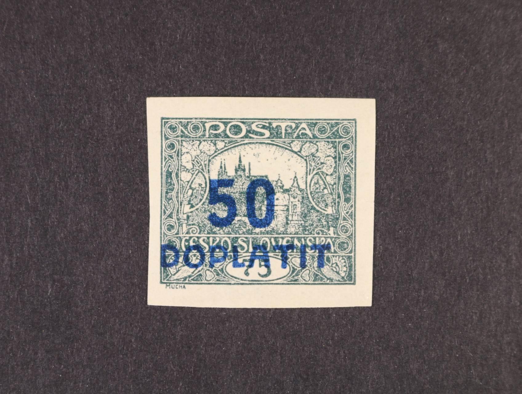 zn. DL č. 19, II. příčkový typ, zk. Štolfa