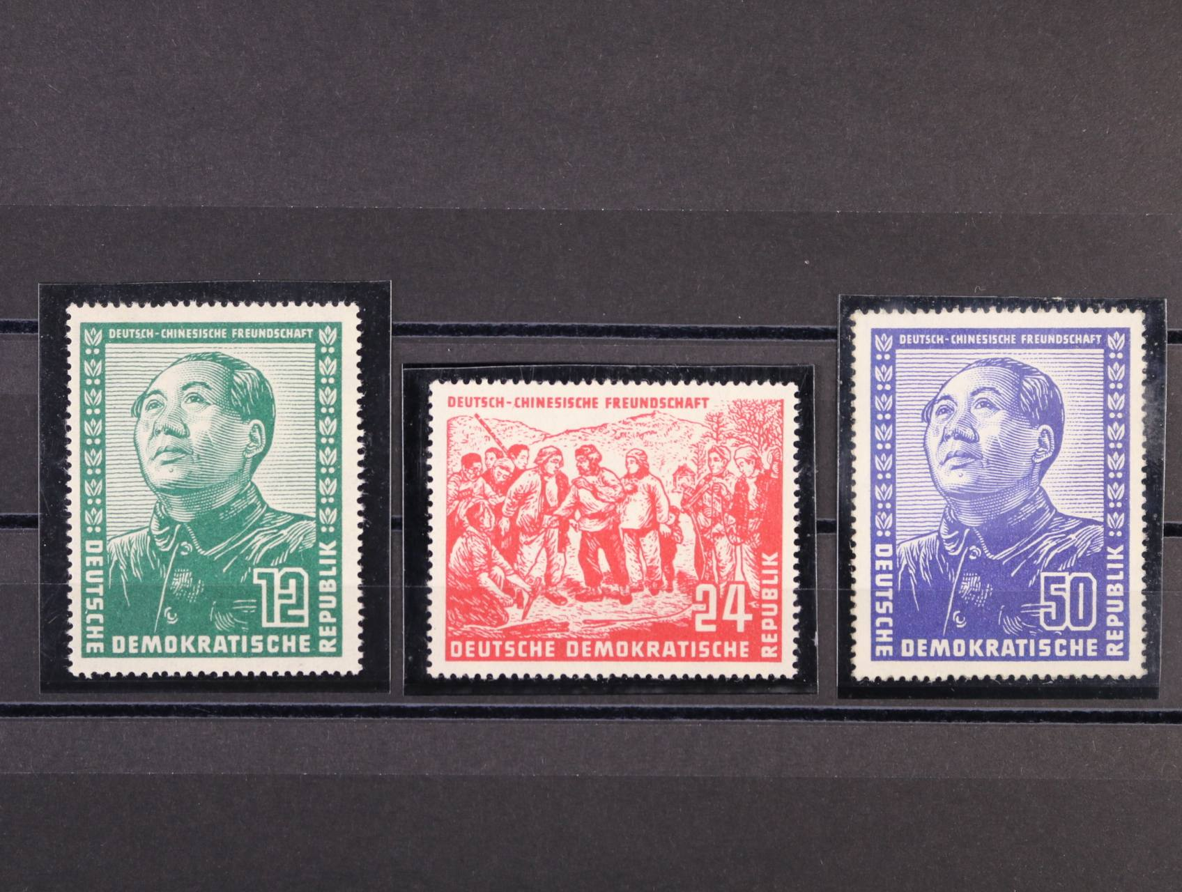 zn. Mi. č. 286 - 88, lux. kvalita, 360 EUR