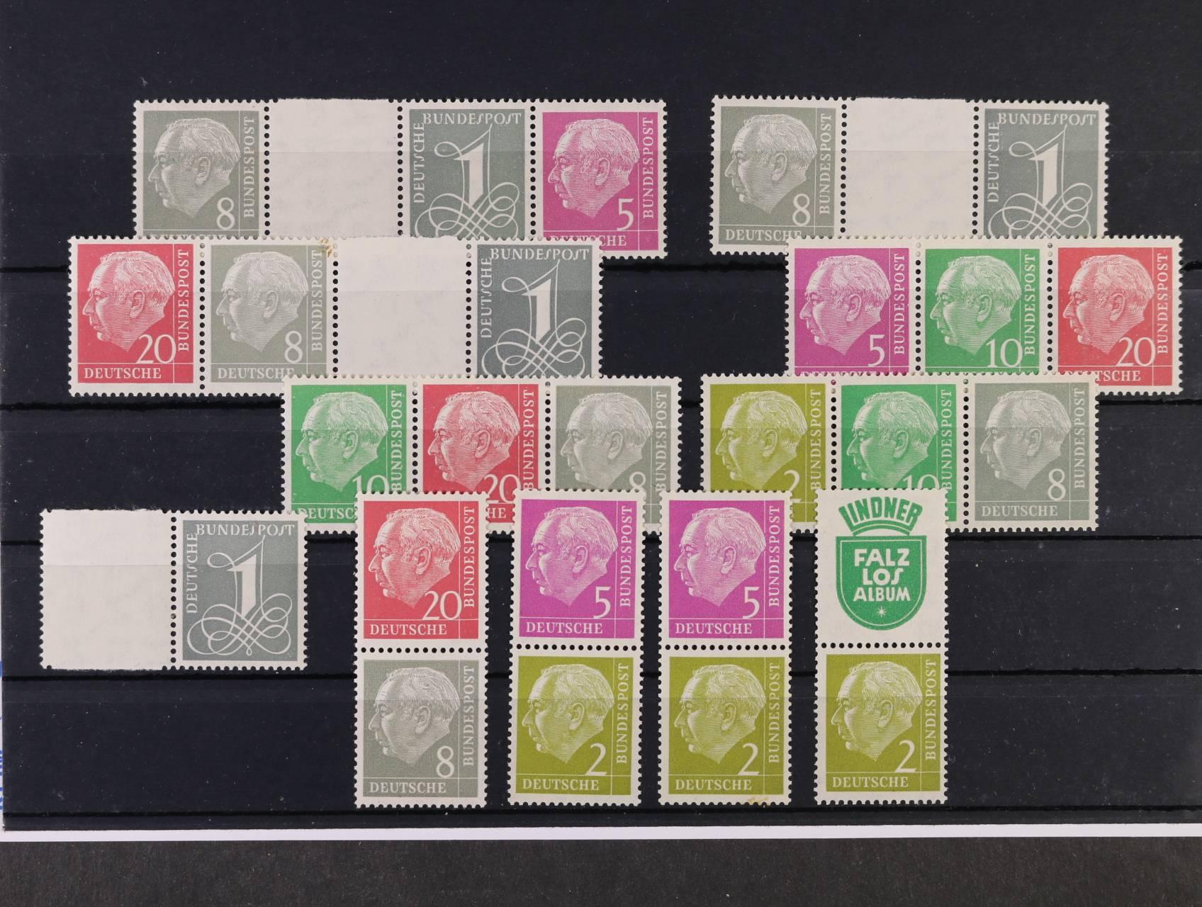 zn. č. Mi. 177, 179, 182, 183, 185 v soutiscích pro sešitková vydání S 37, V 13, VZ 15, cca 100 EUR