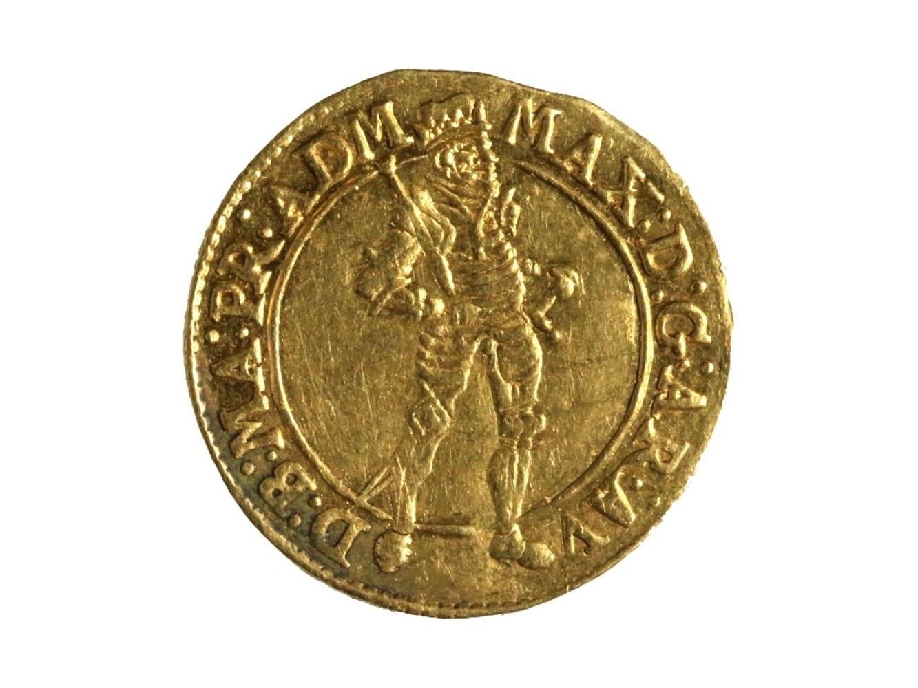 Maximilián III. Habsburský 1558-1618 - Dukát b.d.
