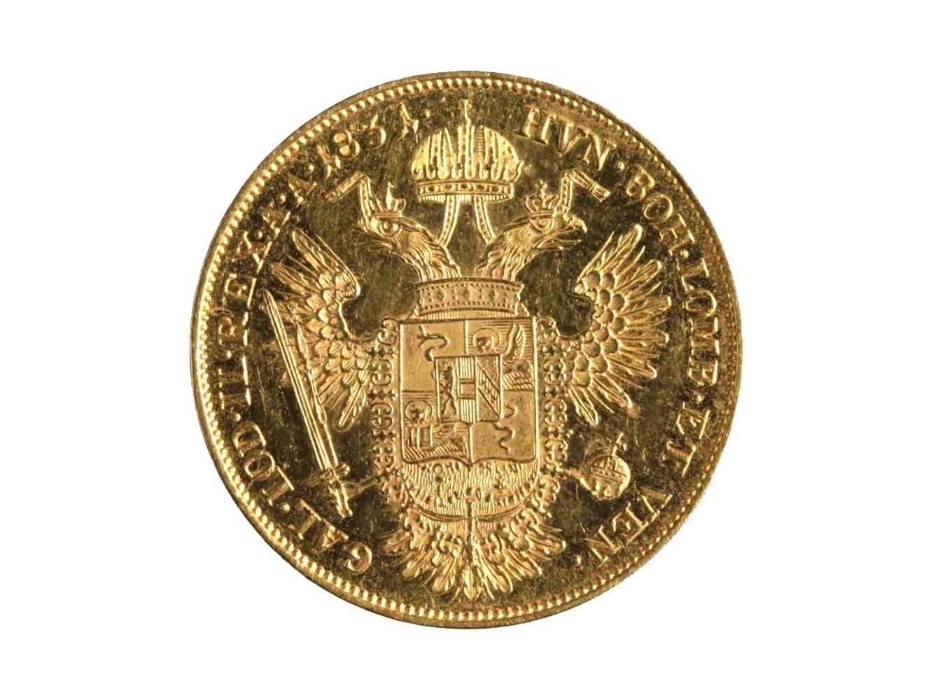 František I. 1792-1835 - Sovráno 1831 M Milano, N 141, nepatrné rysky