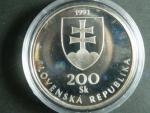 200 Sk 1993, 150 let spisovné slovenštiny