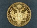 1 Dukát 1876