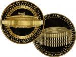 2004, Česká mincovna, zlatá medaile Sazka Arena, Au 0,999, 31,1g (1 UNZ), průměr 37mm, náklad 125 ks, etue, certifikát