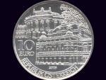 Rakousko 10 EUR 2004 Viedereröffnung von Burg und Oper 1955