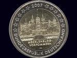 Německo 2 EUR 2007 F pamětní