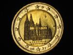 Německo 2 EUR 2011 D pamětní