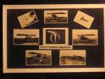 Prostějov, letecký pozdrav, fotopohl., prošlá 1936