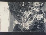 Hřensko okr. Děčín, prošlá 1909