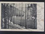 Josefov okr. Blansko, prošlá 1905